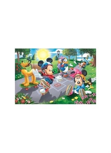 Art Puzzle Art Puzzle Disney, Rollerskating 100 Parça Puzzle  Renksiz
